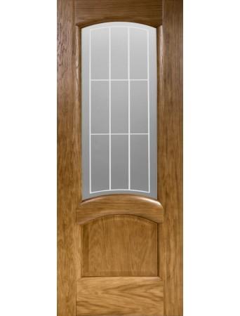Дверь Александрит Дуб ПО