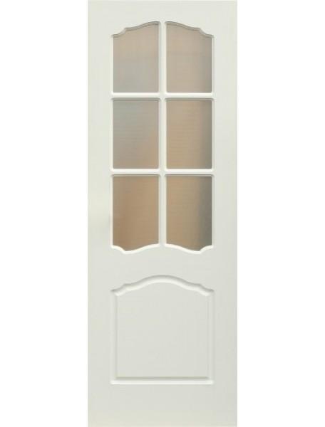 Дверь Альфа ПО Белая