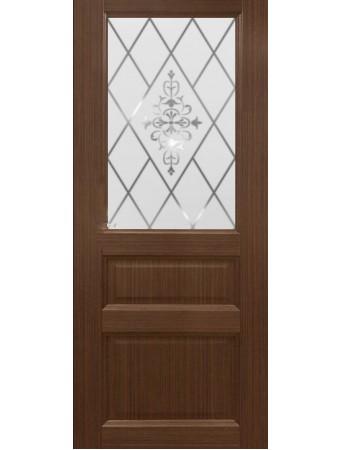 Дверь Честер Орех ПО
