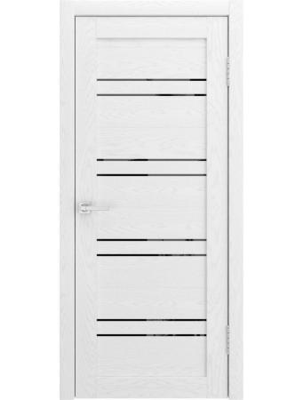 Дверь Кантри софт тач ясень белый