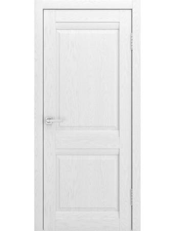 Дверь Шарм Софт Тач Ясень белый ПГ