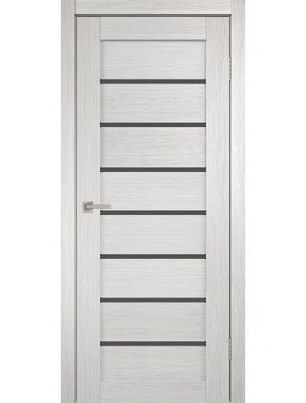 Дверь Темпо 11 белая со стеклом