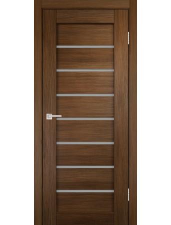 Дверь Темпо 11 шоко со стеклом