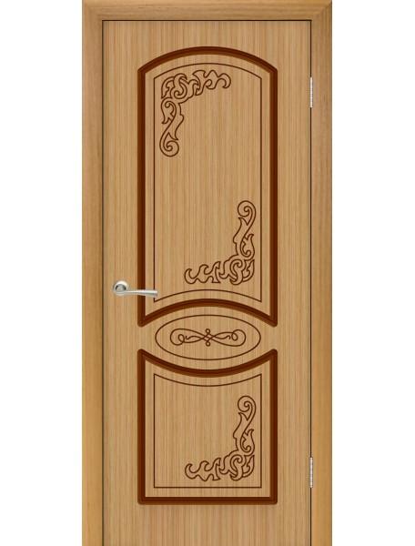 Дверь Муза Дуб ПГ
