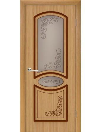 Дверь Муза Дуб ПО