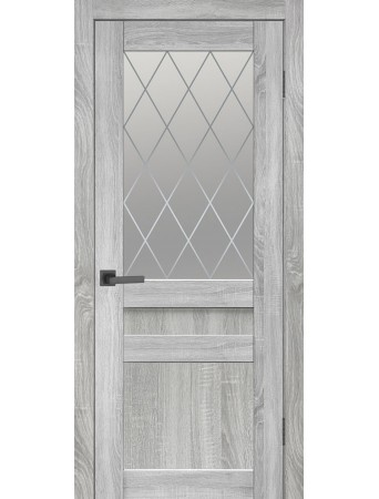 Дверь НЕО 3С ПО Лайт сонома