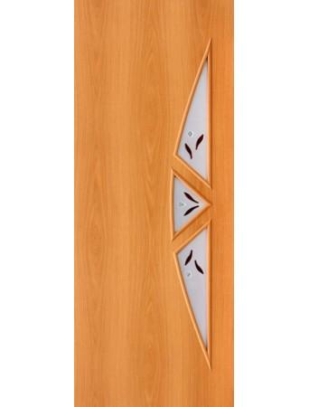 Дверь Соната 4с15Ф Миланский орех