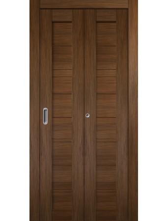 Дверь Темпо 10 Складная Шоко