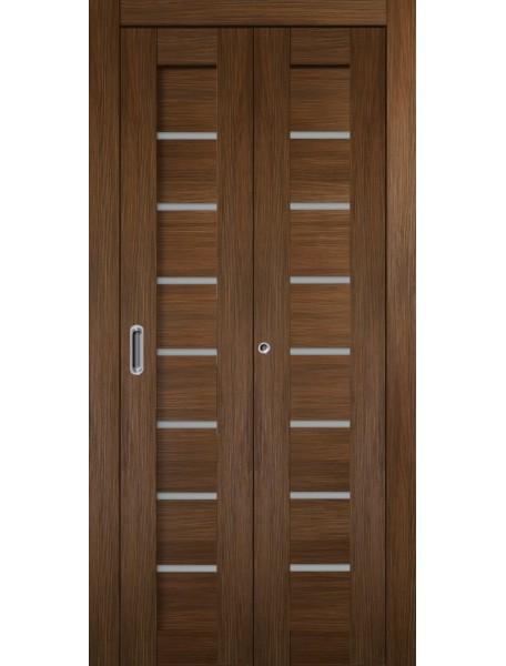 Дверь Темпо 11 Складная Шоко