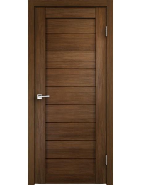 Дверь Темпо 10 велюр шоко глухая