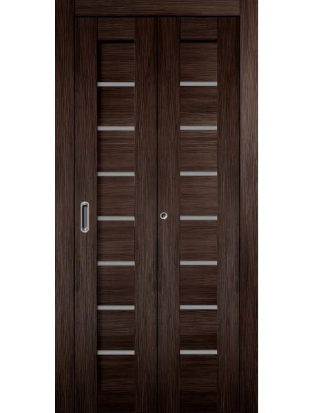 Дверь Темпо 11 Складная Венге