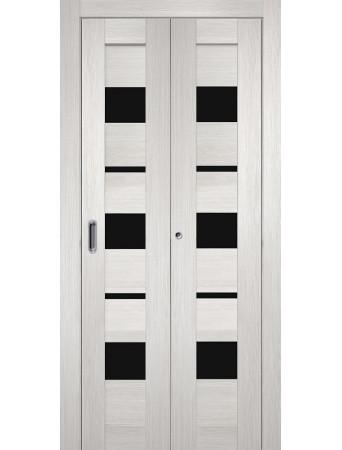 Дверь Темпо 12 Складная Белая