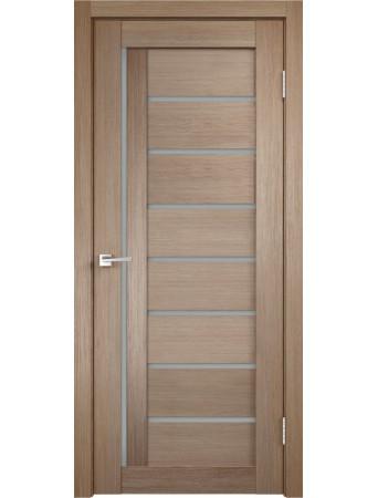 Дверь Темпо 13 велюр бруно со стеклом