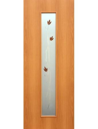 Дверь Тиффани-2 Миланский орех