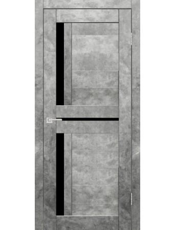 Дверь Твист бетон светлый