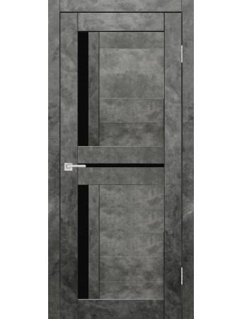 Дверь Твист бетон графит