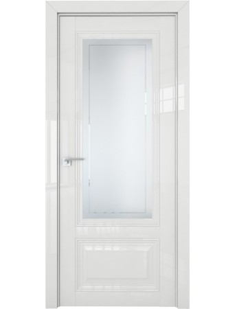 Дверь Profildoors 2.103L Белый Люкс