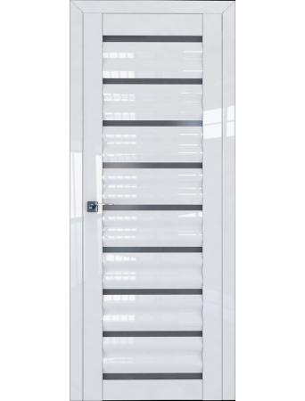 Дверь Profildoors 76L Белый Люкс