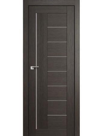 Дверь Profildoors 17Х AL Грей Мелинга
