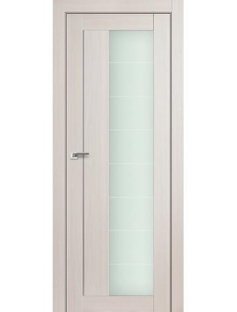 Дверь Profildoors 47Х AL Эш Вайт Мелинга