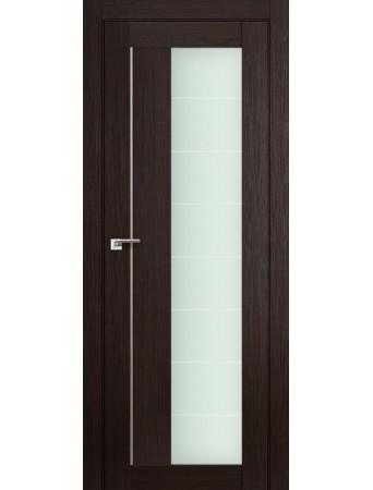 Дверь Profildoors 47Х AL Венге Мелинга