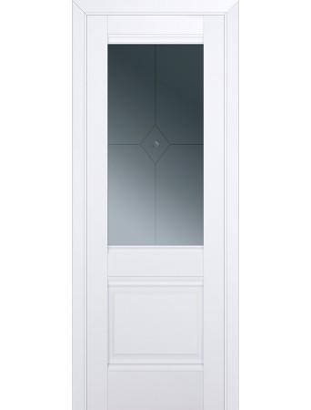 Дверь Profildoors 2U Аляска ст. Графит