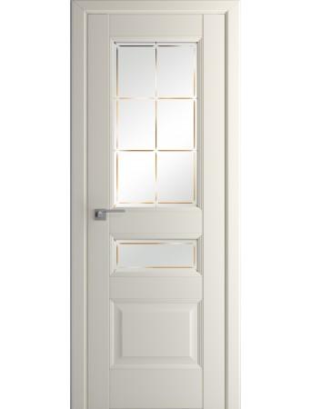Дверь Profildoors 94U Магнолия Сатинат