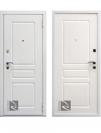 Дверь Райтвер Х4 Белый
