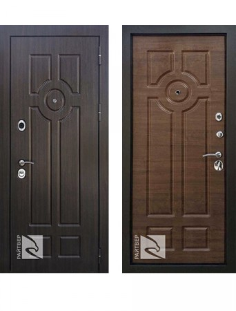 Дверь Райтвер Дипломат орех