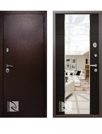 Дверь Райтвер Президент Темный меланж