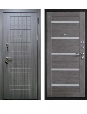 Дверь Райтвер С7 Царга Серый