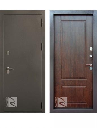 Дверь Райтвер Сибирь Термо Тиковое дерево