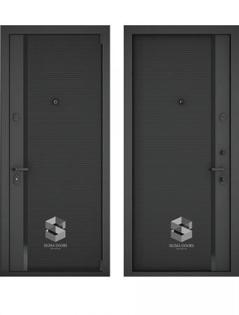 Дверь Sigma Black Edition