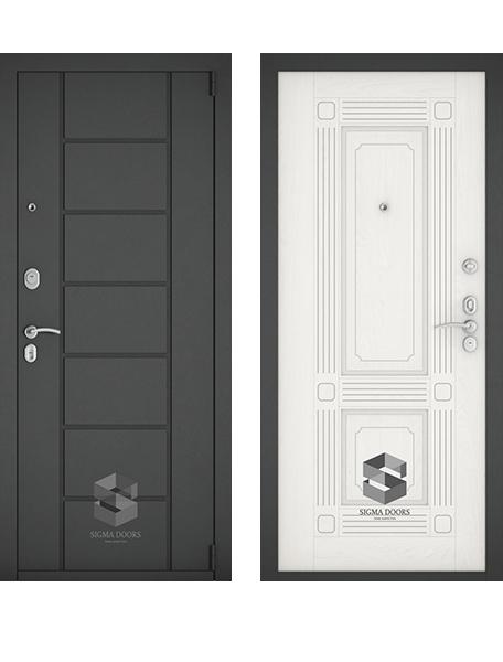 Дверь Sigma Люкс Лиственница беж