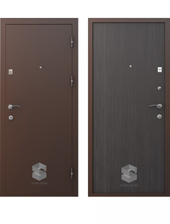 Входная дверь Sigma 3 Венге