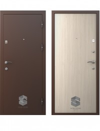 Дверь Sigma 3 Беленый дуб