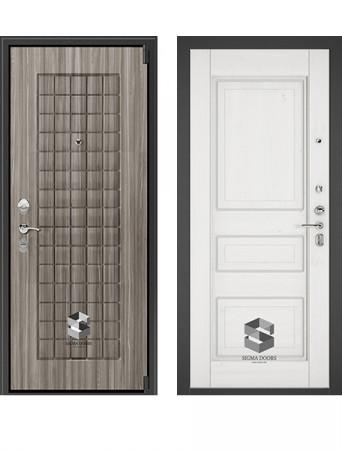 Дверь Sigma Некст Белый ясень
