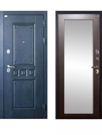 Дверь Выбор 12 Максимум Зеркало Венге