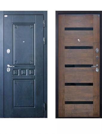 Дверь Выбор 12 Максимум СБ Дуб антик