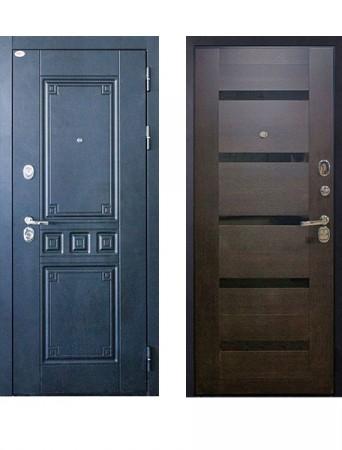 Дверь Выбор 12 Максимум СБ Венге