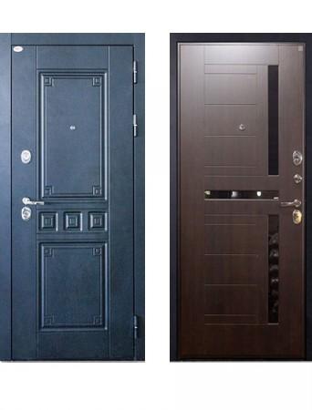 Дверь Выбор 12 Максимум ФЛС-3 Венге