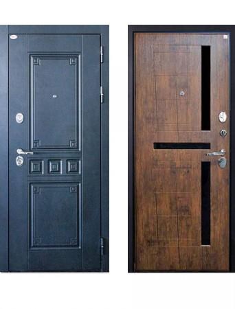 Дверь Выбор 12 Максимум ФЛС-3 Дуб антик