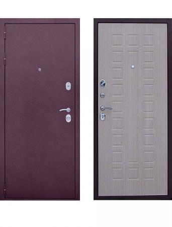 Дверь Выбор 11 Гранит Беленый дуб
