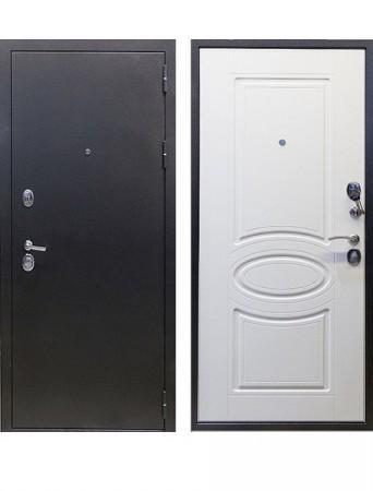 Дверь Выбор М2 Белый ясень